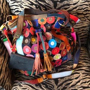Ameri Leather Bag Beautiful